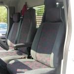 Stoelhoes Opel Movano - Palermo rood
